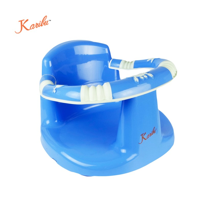 Karibu Bath Seat Blue Bathing