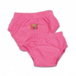 Bright Bots Training Pants(Pink)
