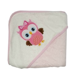 Bebe Bamboo Bamboo Hooded Towel Owl