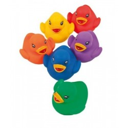Bright Bots Bath Duckie