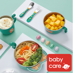 bc babycare Kids Tableware Set