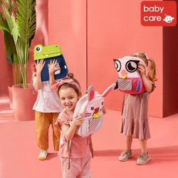bc babycare Harness Backpack (Owl)