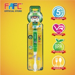 FAFC Robocar Poli - Helly Figurine Kids Toothbrush
