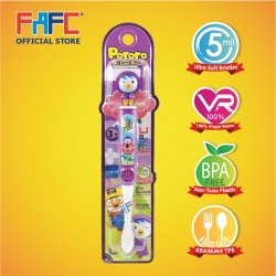 FAFC Petty Figurine Kids Toothbrush