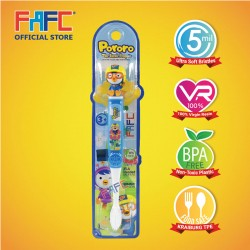 FAFC Pororo Figurine Kids Toothbrush