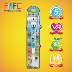 FAFC Poby Figurine Kids Toothbrush