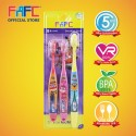 FAFC SW Super Wing Sleeve Kids Toothbrush (8+ years)