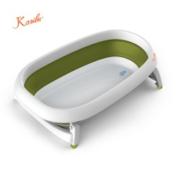 Karibu Mega Folding Bath (Green)