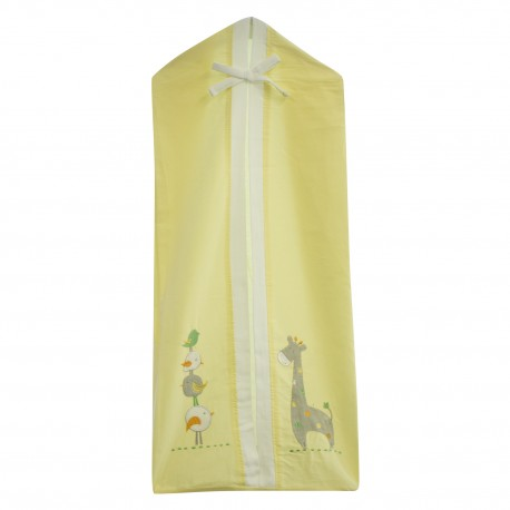 Bubba Blue Baby Giraffe Nappies Stacker
