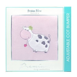 Bubba Blue Sweet Daisy Adjustable Cot Bumper