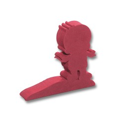 Farlin Safety Door Stopper (Red)