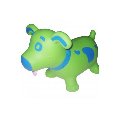 Hopz Along Inflatable Toy Cow (White)