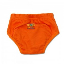 Bright Bots Training Pants(Orange)