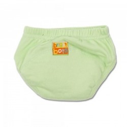 Bright Bots Training Pants Pastel(Lime)