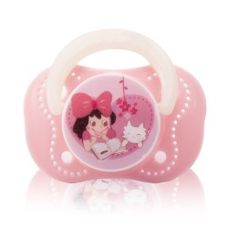 Farlin Chu Chu Cherry Pacifier (Pink)