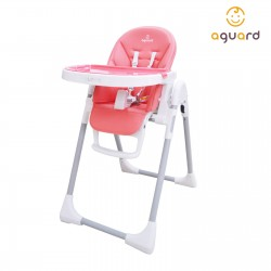 AGUARD Baby High Chair - Tosby - Peach