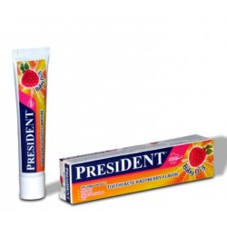 President Baby Toothpaste 30ml Exp July 2021