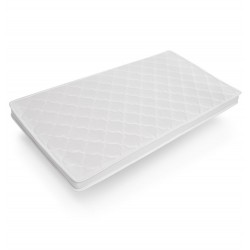 "Bonbijou Snug Cool & Safe Washable Mattress (61x120cm, 24""x47""x3"")"