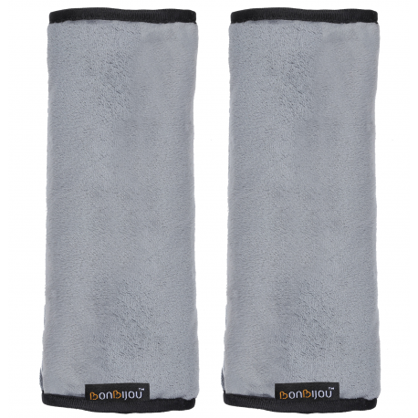 Bonbijou Seat Belt Pillow (Grey)