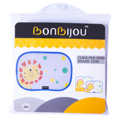 Bonbijou Cling Pop Open Shade-Lion