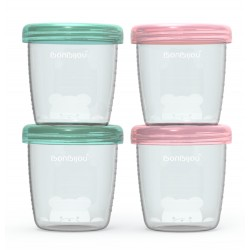 Bonbijou Multipurpose Storage Container (4pcs)
