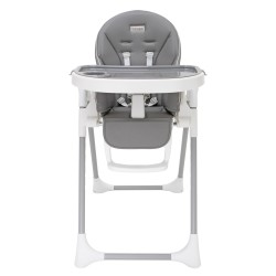 Bonbijou Regan High Chair (Elephant Grey)