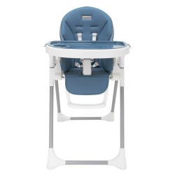Bonbijou Regan High Chair (Peakcock Teal)
