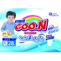 GOO.N JV Pants XXL28 Boys 4-Pack + FREE Water Pocket Lotion Tissue