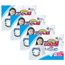 GOO. N JV Pants XXL28 Girls 4-Pack