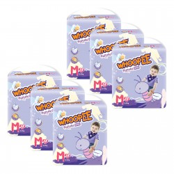 Oji Whoopee Mega Pack Pants  (Carton of 6 packs)