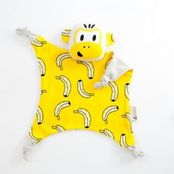 Kippins Cuddle Blankie Splits - Golden Yellow
