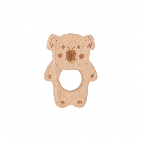 River Beech Wood Teething Toy