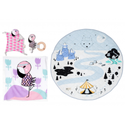 Coco Kippin Gift Bundle With Play Mat
