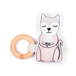 Kippins Kitty Kiplet Rattle 2018