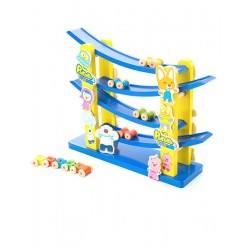 Pororo Wooden Toy Pororo Fun Slide