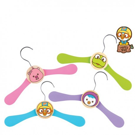Magic Forest Pororo Clothes Hanger