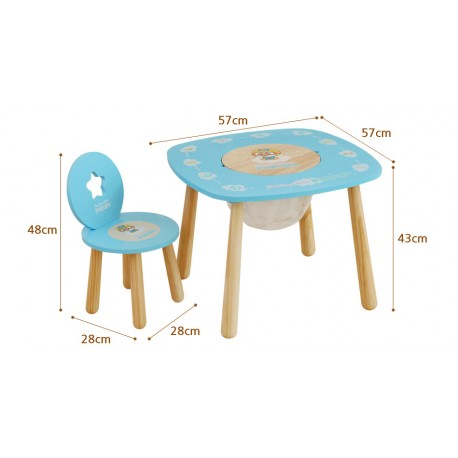 Pororo Play Table