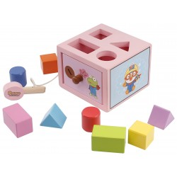 Pororo Wooden Toy Magical Box