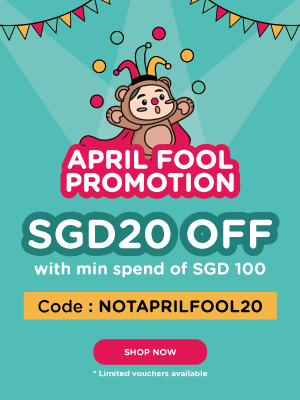 April Fool Promotion