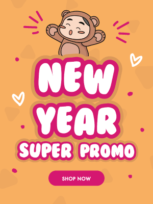 New Year Super Promo