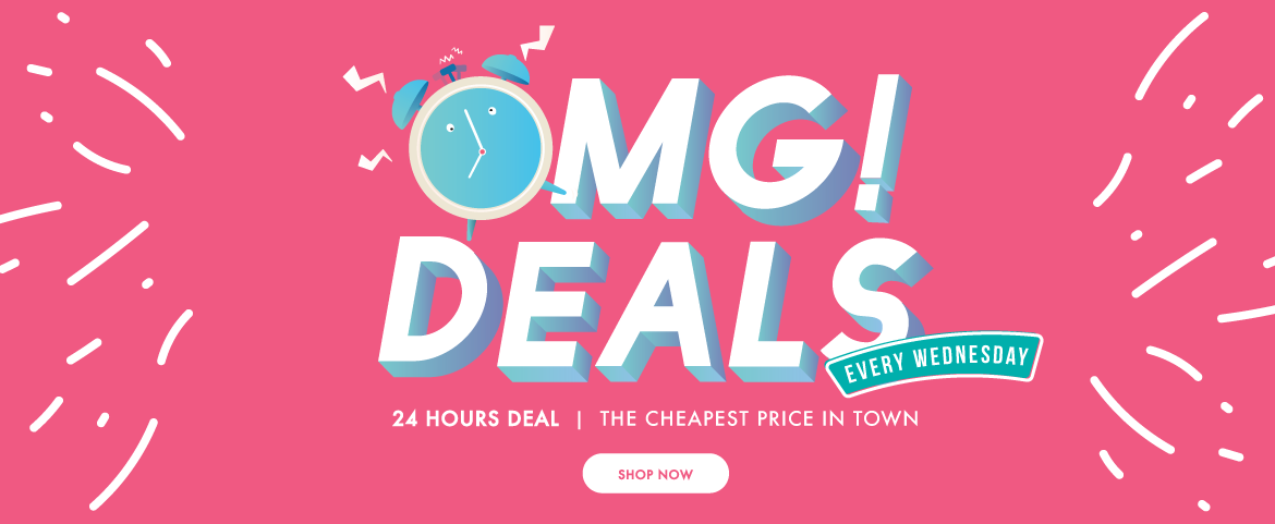 24 Hours only! The cheapest price in town