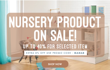 Sales for nursery items