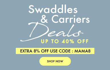 Swaddles & Carriers Deals