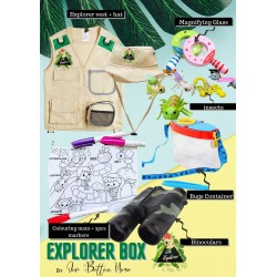 Our Button Nose Outdoor Bugs Explorer Kit