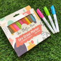 Our Button Nose (12pc Fine Tip Markers)