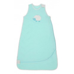 Bambino Nuzzlin 0.2 TOG Sleep Bag - Aqua