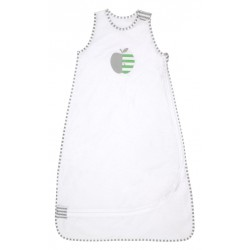 Bambino Nuzzlin 0.2 TOG Sleep Bag - White
