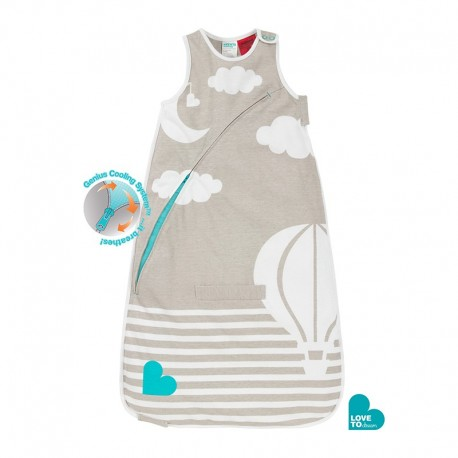 Bambino Inventa 0.5 TOG Sleep Bag - Taupe