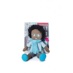 Minimondos Bambino Rafi Soft Doll (Large)