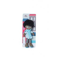 Minimondos Bambino Rafi Soft Doll (Small)